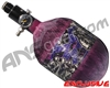 Empire Mega Lite 48/4500 Compressed Air Paintball Tank - Nightmare (Purple/Purple)