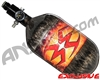 Empire Mega Lite 68/4500 Compressed Air Paintball Tank - GeoStorm (Smoke)