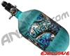 Empire Mega Lite 68/4500 Compressed Air Paintball Tank - Joker (Arctic/Teal)