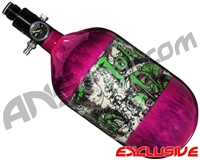 Empire Mega Lite 68/4500 Compressed Air Paintball Tank - Joker (Purple)
