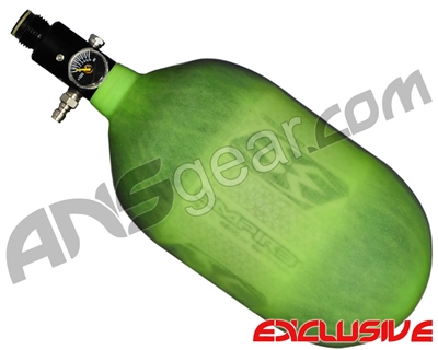Empire Mega Lite 68/4500 Compressed Air Paintball Tank - Lime
