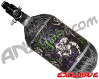 Empire Mega Lite 80/4500 Compressed Air Paintball Tank - Joker (Hulk/Grey)