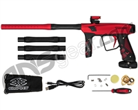 Empire Vanquish GT Paintball Gun - Black Cherry (16962)