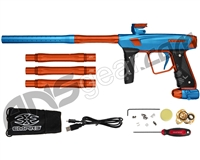 Empire Vanquish GT Paintball Gun - Electric Teal (16973)