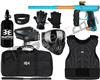 Empire Mini GS TP Level 4 Protector Paintball Gun Package Kit