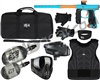 Empire Mini GS TP Level 5 Protector Paintball Gun Package Kit