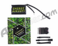 Energy LiPo 7.4v 1500mAh Tactical Airsoft Battery
