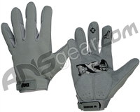 Enola Gaye FU Paintball Gloves - Headstone Grey