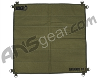 Enola Gaye Patch Wall - Olive