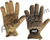 Enola Gaye Full Finger Paintball Gloves - Tan