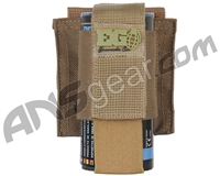 Enola Gaye EG18 Smoke Grenade Single Pouch - Tan