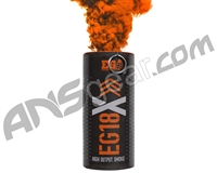 Enola Gaye EG18X Military Smoke Grenade - Orange