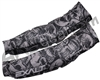 Exalt Alpha Paintball Elbow Pads - Skull Grey