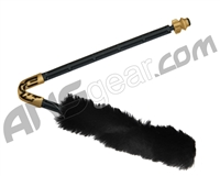 Exalt Paintball Barrel Maid Swab - Black/Gold