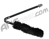 Exalt Paintball Barrel Maid Swab - Black/Silver