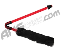 Exalt Paintball Barrel Maid Swab - Magma (Red/Black)