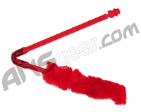 Exalt Paintball Barrel Maid Swab - Solid Red