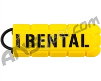 Exalt Rental Bayonet Barrel Cover - Yellow
