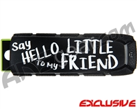 Exalt Bayonet Barrel Cover - Say Hello To My Little Friend