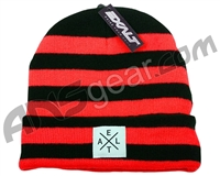 Exalt Crossroads Beanie - Magma (Red/Black)