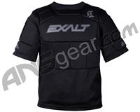 Exalt Alpha Paintball Chest Protector - Black