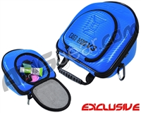 Exalt V3 Universal Carbon Lens Case - Blue/Grey