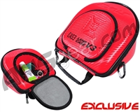Exalt V3 Universal Carbon Lens Case - Red/Grey