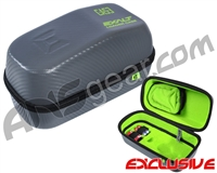 Exalt Universal Carbon Loader Case - Charcoal/Lime