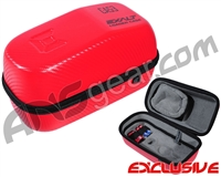 Exalt Universal Carbon Loader Case - Red/Grey