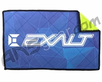 Exalt Microfiber Player Goggle Cloth - Crystal Blue
