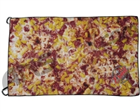 Exalt Microfiber Team Goggle Cloth - Hawaiian Pizza