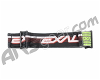 Exalt JT Goggle Strap - Retro - Black/Red