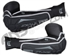 Exalt T3 Elbow Pads - Black/Grey