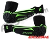 Exalt T3 Elbow Pads - Black/Lime