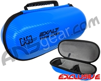 Exalt Universal Carbon Tank Case - Blue/Grey