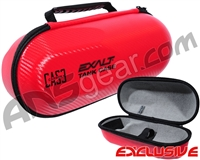 Exalt Universal Carbon Tank Case - Red/Grey
