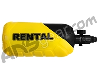 Exalt 48CI Tank Cover - Yellow
