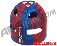 Exalt Tank Grip - Luxe Red/Blue Swirl