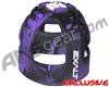 Exalt Tank Grip - Black/Purple/White Swirl
