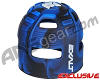 Exalt Tank Grip - Black/Blue/White Swirl