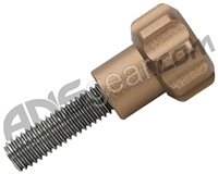 Exalt Feedneck Thumbscrew For Planet Eclipse EMEK, EMF100, ETHA 2, GTEK & ETEK - Gold