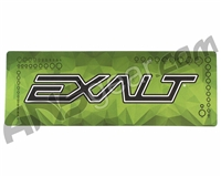 Exalt V2 Paintball Tech Mat - Large - Lime