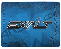 Exalt V2 Paintball Tech Mat - Small - Blue