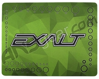 Exalt V2 Paintball Tech Mat - Small - Lime