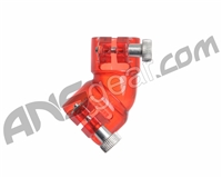 Extreme Rage 45 Degree Elbow - Red (30630)