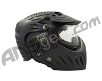 Extreme Rage X Ray PROtector Mask Single Lens - Black