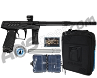Field One Force Paintball Gun - Black/Black