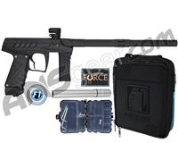 Field One Force Paintball Gun - Dust Black/Dust Black