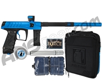 Field One Force Paintball Gun - Dust Blue/Dust Black