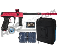 Field One Force Paintball Gun - Dust Red/Dust Black